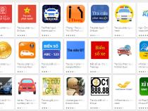 Top 6 App tra cứu phạt nguội đăng kiểm xe ô tô 2021 tốt nhất iso & android