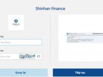 Cách tra cứu khoản vay, hợp đồng vay Shinhan Finance 2021 nhanh
