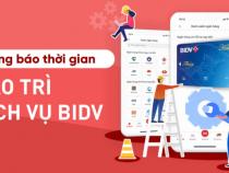 BIDV banking bảo trì hôm nay 2021. Lỗi kết nối interface bị gián đoạn là gì?