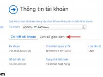 Cách kiểm tra lịch sử giao dịch Vietinbank ipay: xem lại, tra cứu, xóa