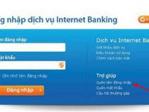 Quên tên đăng nhập VIB. Cách đăng nhập vào App MyVIB dễ đơn giản