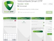 Smart OTP Vietcombank là gì? Cách đăng ký, kích hoạt, quên mật khẩu