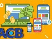Hạn mức chuyển khoản ACB 2021: cài đặt, thay đổi, nâng lên