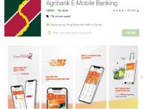 Cách đăng ký E mobile banking agribank online qua điện thoại 2021