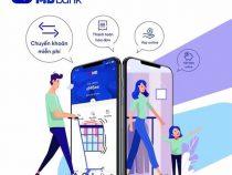 Mb bank miễn phí chuyển khoản trọn đời qua App Mb bank