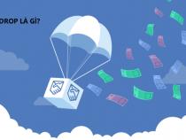 Airdrop Coin là gì? Hướng dẫn nhận Token/coin Cirdrop Crypto 2021