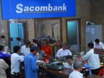 Cách đổi số điện thoại tài khoản ngân hàng Sacombank, sms, otp