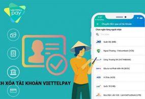 Cách Xóa, Hủy Tài Khoản ViettelPay 2021 trên điện thoại, máy tính