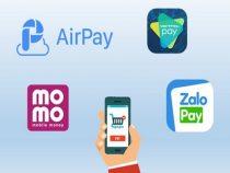 Các ví điện tử đang khuyến mãi, tặng tiền, ưu đãi tốt nhất 2021