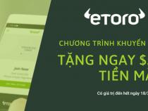 Etoro Bonus 600$ 2021. Hướng dẫn cách đăng ký nhận khuyến mãi