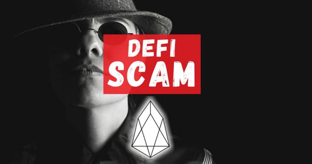 Defi-Scam