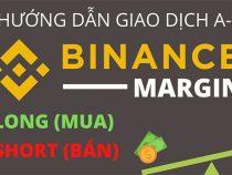 Hướng dẫn cách đánh margin trên sàn Binance 2021